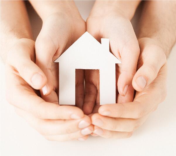 家まるごと制震システム(イメージ写真)