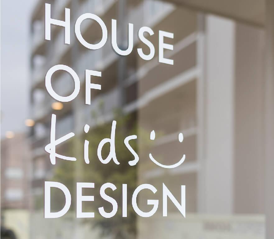 HOUSE OF kids DESIGN